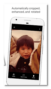 Scan Any Photo with PhotoScan by Google 6
