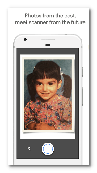 Scan Any Photo with PhotoScan by Google 2