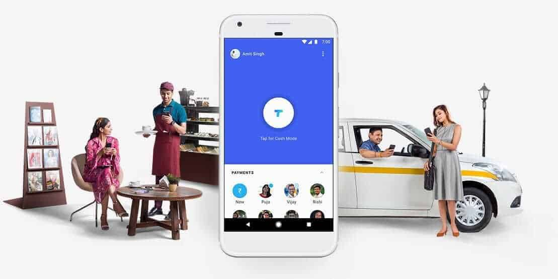 Revolutionary Google Payment App Tez Launched in India 3