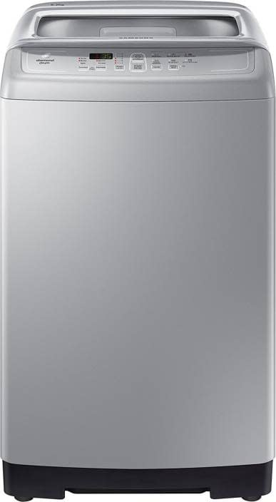 Samsung 6.2 kg with Monsoon Feature Fully Automatic Top Load Grey