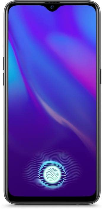 OPPO K1 (Piano Black, 64 GB)