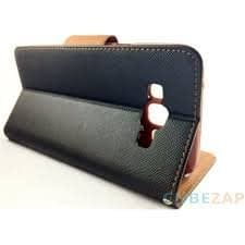 "KPH MOBILE Mercury Diary Wallet Style Flip Cover Case for SAMSUNG TAB 4 7"" T230 T231 BLACK BROWN 3"