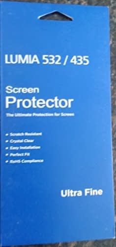 ORIGNAL NOKIA LUMIA 532/435 SCREEN PROTECTOR 1