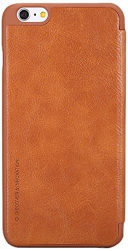 Nillkin iPhone 6 Qin Leather Case - Retail Packaging - Brown 1