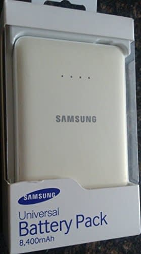Samsung Universal Battery Pack 8400mAh (White) 1