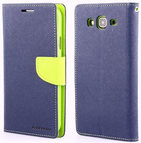 Mercury Goospery Wallet Flip Mobile cover for Samsung Galaxy Mega 5.8 i9150 1