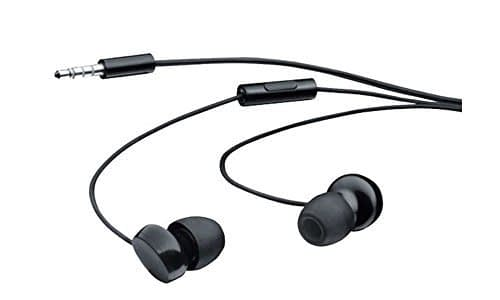 Nokia WH-208 Stereo Headset (Black) 1