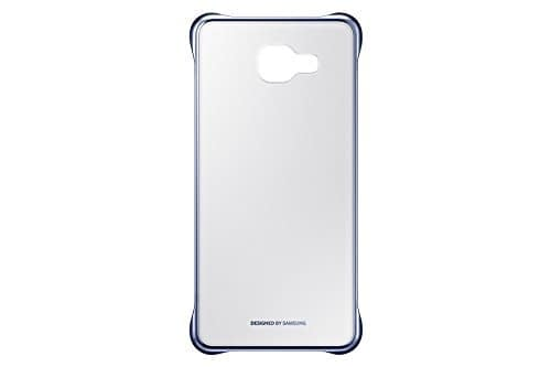 Samsung A5(6) 2016 Clear Cover Black 1
