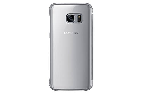Samsung Galaxy S7 Clear view cover sliver 3