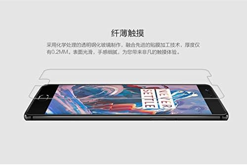 Nillkin Tempered Glass For Oneplus 3T One Plus 3 T Amazing H+ Pro Explosion Proof Screen Protect 3