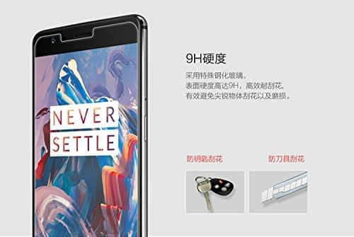 Nillkin Tempered Glass For Oneplus 3T One Plus 3 T Amazing H+ Pro Explosion Proof Screen Protect 4