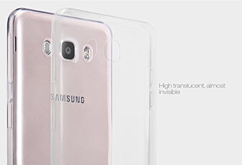 Nillkin Nature Soft TPU Back Cover Case for Samsung Galaxy J5 (2016) (5.2 inch)- Transparent White 4