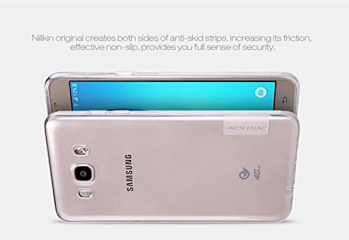Nillkin Nature Soft TPU Back Cover Case for Samsung Galaxy J5 (2016) (5.2 inch)- Transparent White 5