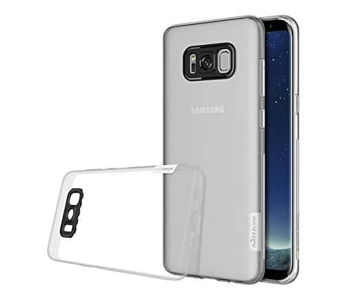 Nillkin Soft TPU Case Back Cover For Samsung Galaxy S8 (Clear) 1