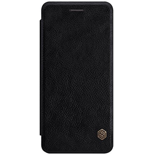 Nillkin QIN Series Luxury Royal Leather Flip Cover Case for Samsung Galaxy Note 7 3