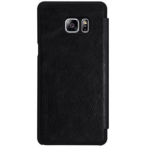 Nillkin QIN Series Luxury Royal Leather Flip Cover Case for Samsung Galaxy Note 7 4