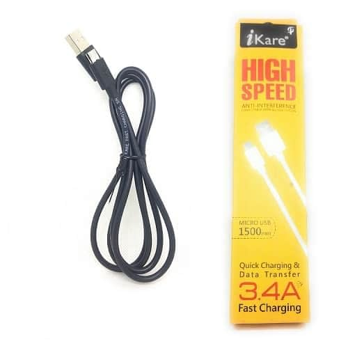 Micro USB Fast Charging High Speed Data Cable 3