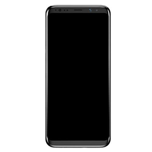 """Baseus Wing Back Case for Samsung Galaxy S8 Plus + (6.2"""") Black - Ultra Thin Back Cover 0.3mm 6"""