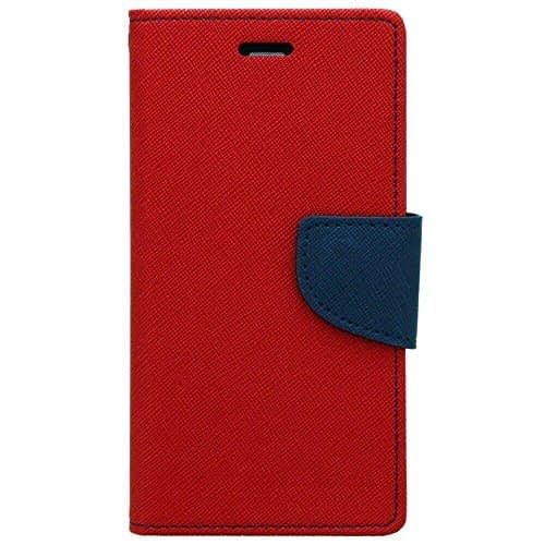 J.N. Mercury Flip Cover for Samsung Galaxy J5 - Red 1