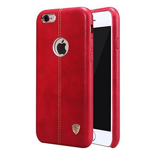 NILLKIN Englon Leather Back Cover for Apple iPhone 6(iPhone 6S) -Red 1