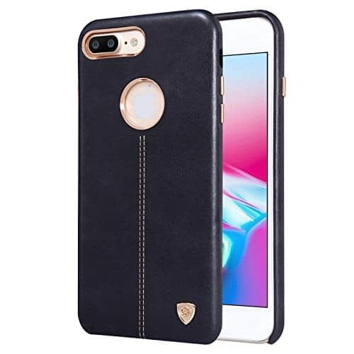 "NILLKIN Englon Series Leather Back Cover Case for Apple iPhone 8 Plus ( 5.5"") 2"
