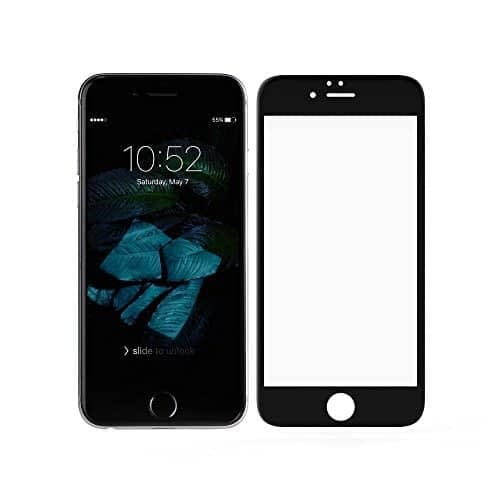 Nillkin 3D Curved Edge CP+ Max Full Coverage Anti-Explosion Tempered Glass Screen Protector For Apple Iphone6/6s Black 1