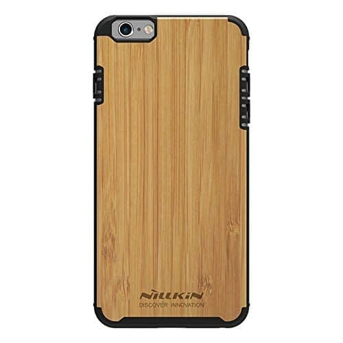 Nillkin Case for Apple iPhone 6 Plus & Apple iPhone 6S Plus Knights Series Bamboo Hand Crafted with PC 1