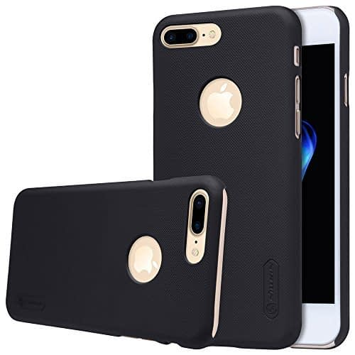 Nillkin Case for Apple iPhone 7 Plus Super Frosted Hard Back Cover Hard PC Black 1