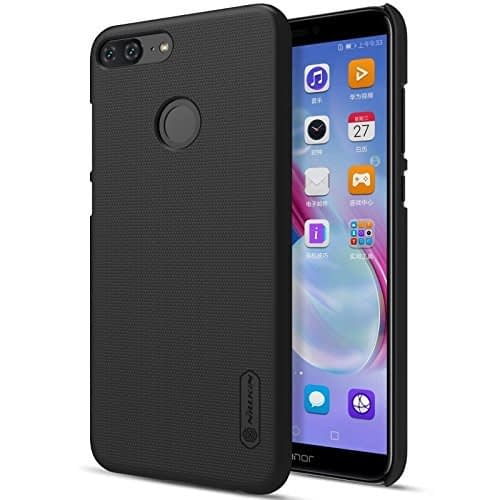 Nillkin Case for Huawei Honor 9 Lite Super Frosted Hard Back Cover Hard PC Black Color 1