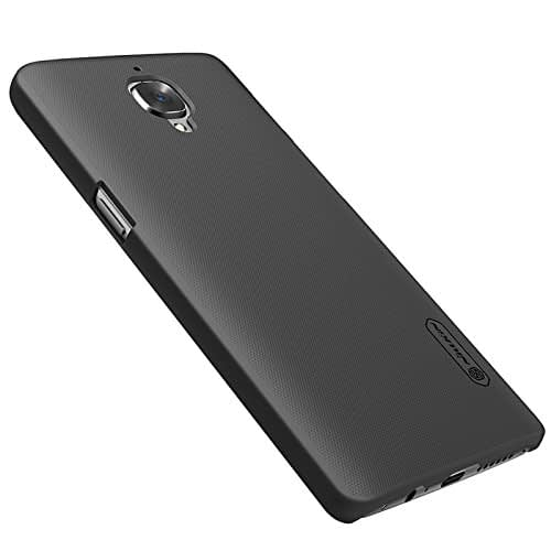 Nillkin Case for OnePlus 3T One Plus 3 T Super Frosted Hard Back Cover Hard PC Black 4