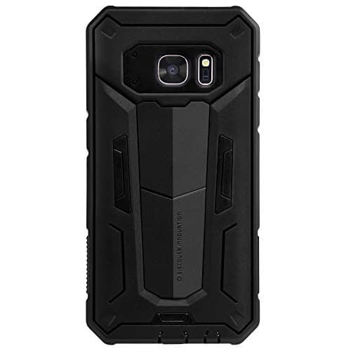 Nillkin ( ( For Samsung Galaxy S7 )Defender-2 Series Armor-Border Back Case For Samsung Galaxy S7 ( 5.1 Inch Screen ) ( Black ) 1