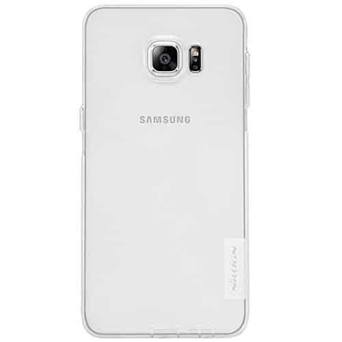 Nillkin Nature TPU case For Samsung Galaxy S6 Edge Plus White 3