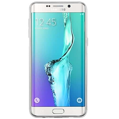 Nillkin Nature TPU case For Samsung Galaxy S6 Edge Plus White 4
