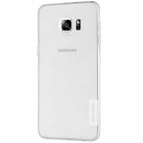 Nillkin Nature TPU case For Samsung Galaxy S6 Edge Plus White 7
