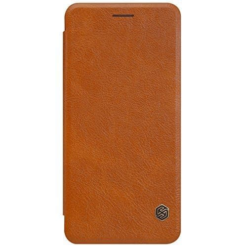 Nillkin QIN Series Luxury Royal Leather Flip Cover Case for Samsung Galaxy Note 7 ( Brown ) 1