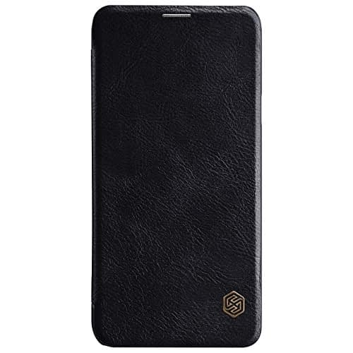 Nillkin Qin Series Ultra Thin Luxury Leather Wallet Flipcover for Samsung Galaxy J7 Duo (5.5 inch) (Qin Black) 1