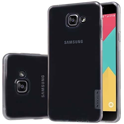 Nillkin ( Samsung A5 2016 New Edition ) Nature Soft TPU Back Cover Case for Samsung Galaxy A5 (2016 New Edition) ( A510F ) - Transparent White 1