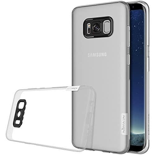 Nillkin Soft TPU Back Cover For Samsung Galaxy S8 Plus (Clear) 1