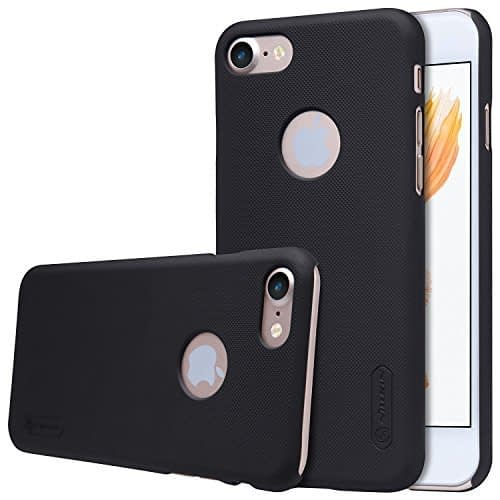 Nillkin Super Frosted Back Cover Case for Apple iPhone 8 (4.7 inch) + Nillkin HD Screen Guard 1