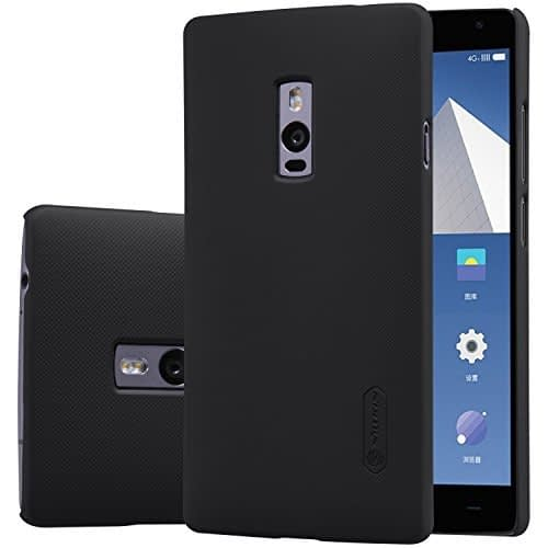 Nillkin Super Frosted Shield Case for OnePlus 2 / OnePlus Two - Black 1