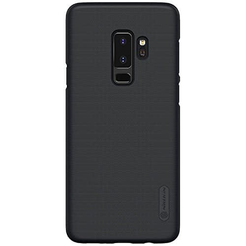 Nillkin Super Frosted Shield Hard Back Cover Case for Samsung Galaxy S9 Plus - BLACK 1