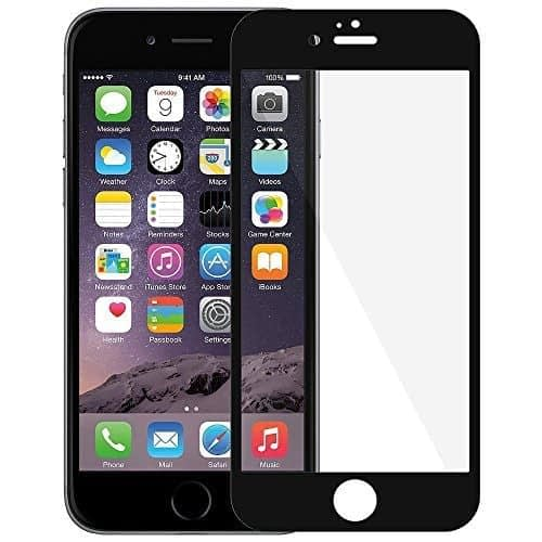 Nillkin Tempered Glass for Apple iPhone 7 3D AP+ Pro Edge Shaterproof Full Screen Coverage Explosion Proof Screen protect Black Color 1