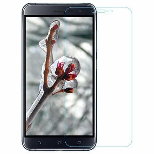 Original Nillkin H Nano Anti Burst Tempered Glass Asus Zenfone 3 ZE552KL (5.5inch)(Curved edges will not cover by Tempered Glass) 1