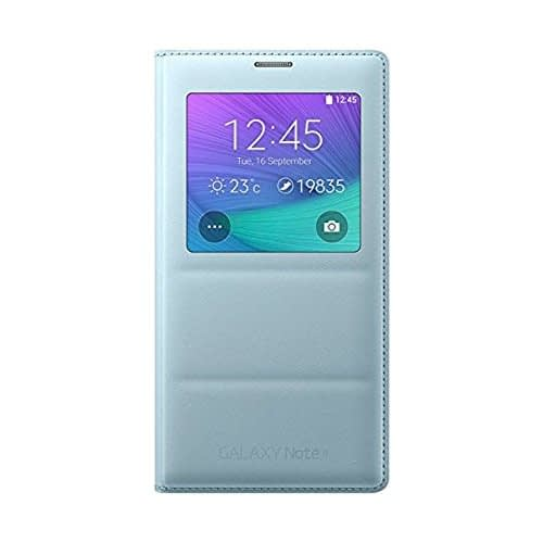 Samsung EF-CN910BMEG S-View Cover for Galaxy Note 4 (Mint) 1