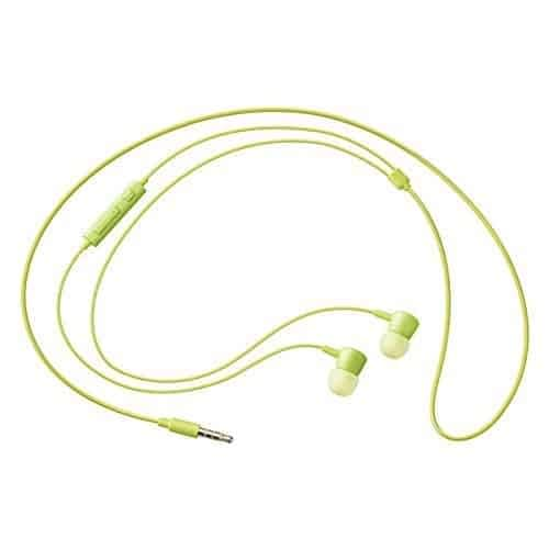 Samsung HS130 with mic In-the-ear Headset -Green with 6 months manufacturer warranty(100% Original) 1