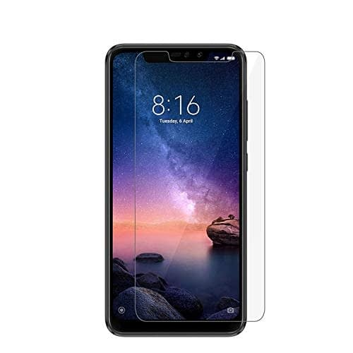 Royal Star 6H Impossible Hammer Proof Flexible Screen Guard Protector (Not a Tempered Glass) for 8