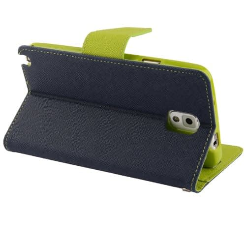 iAccessorize Mercury Goospery Wallet Case For Samsung Galaxy Note 3 (Green) 4