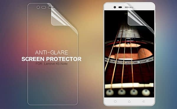 Original Nillkin Matte ANTI-GLARE Screen Guard / Scratch Protector for Lenovo K5 Note 1