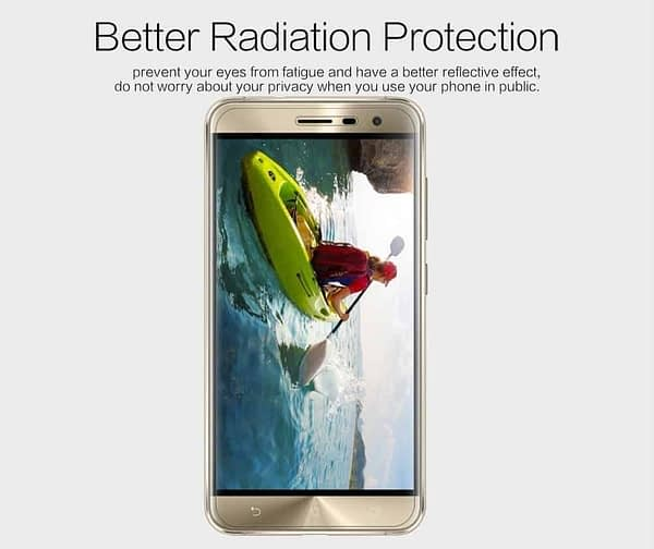 Original Nillkin Matte ANTI-GLARE Screen Guard / Scratch Protector for Asus Zenfone 3 ZE520KL ( 5.2 inch ) 4