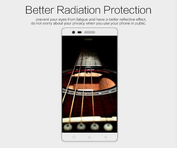 Original Nillkin Matte ANTI-GLARE Screen Guard / Scratch Protector for Lenovo K5 Note 4